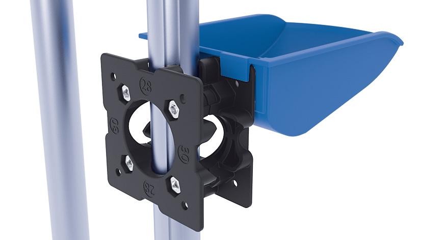 Suspension Plate D28 / D30 APP
