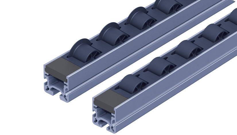 Spacer L25 for Roller Cage AL APP