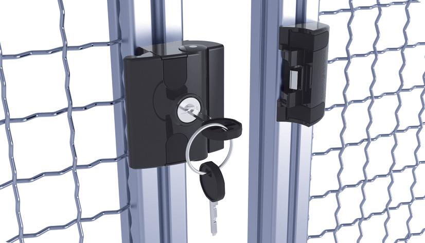 Slide Door Latch Compact APP